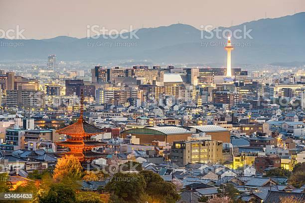 Kyoto Japan Stockfoto und mehr Bilder von 2015