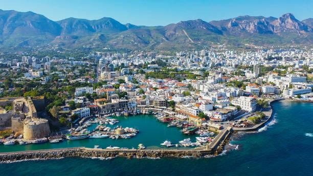 Kyrenia stock photo