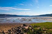 istock La Baie low tide Ha!Ha! bay in Saguenay Quebec Canada summer day 1264459107