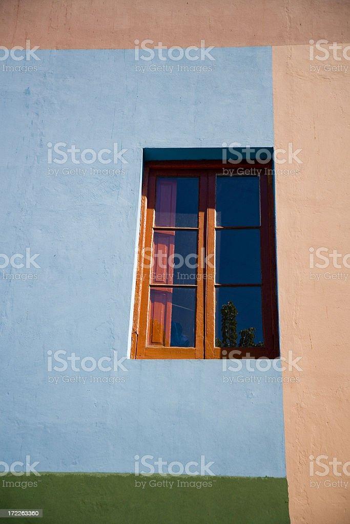 La Boca House Detail Buenos Aires Argentina royalty-free stock photo