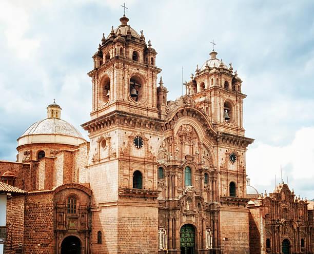 La Compañia de Jesús in Cusco – Foto