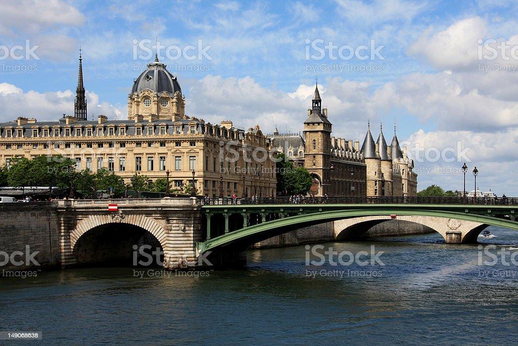 La Conciergerie stock photo
