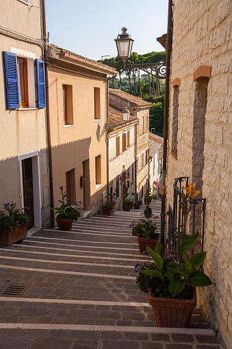 La Costarella, Numana, Ancona, Marche, Italy