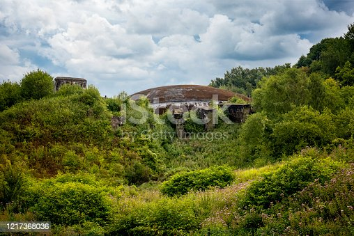 istock La Coupole (The Dome), a Second World War bunker complex, V-2 rockets launch installation in the Pas-de -Calais. France 1217368036
