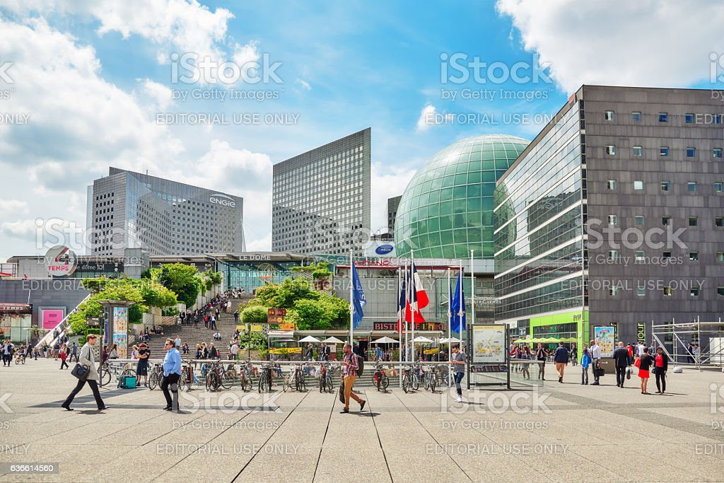 La Defense, Business Quarter - Photo