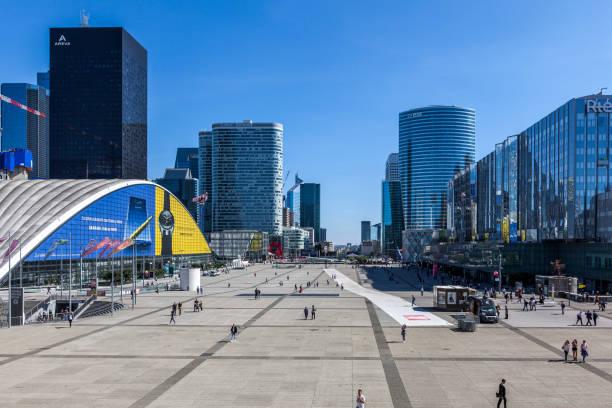 La Défense, Paris, Frankreich – Foto