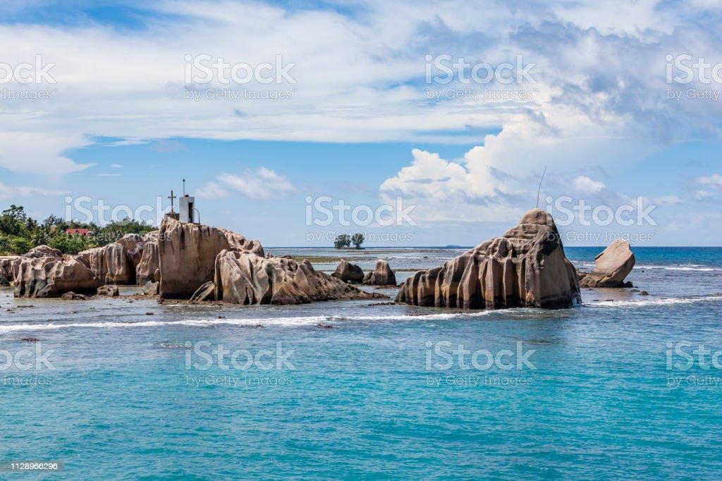 La Digue Island Seychelles Africa Stock Photo Download