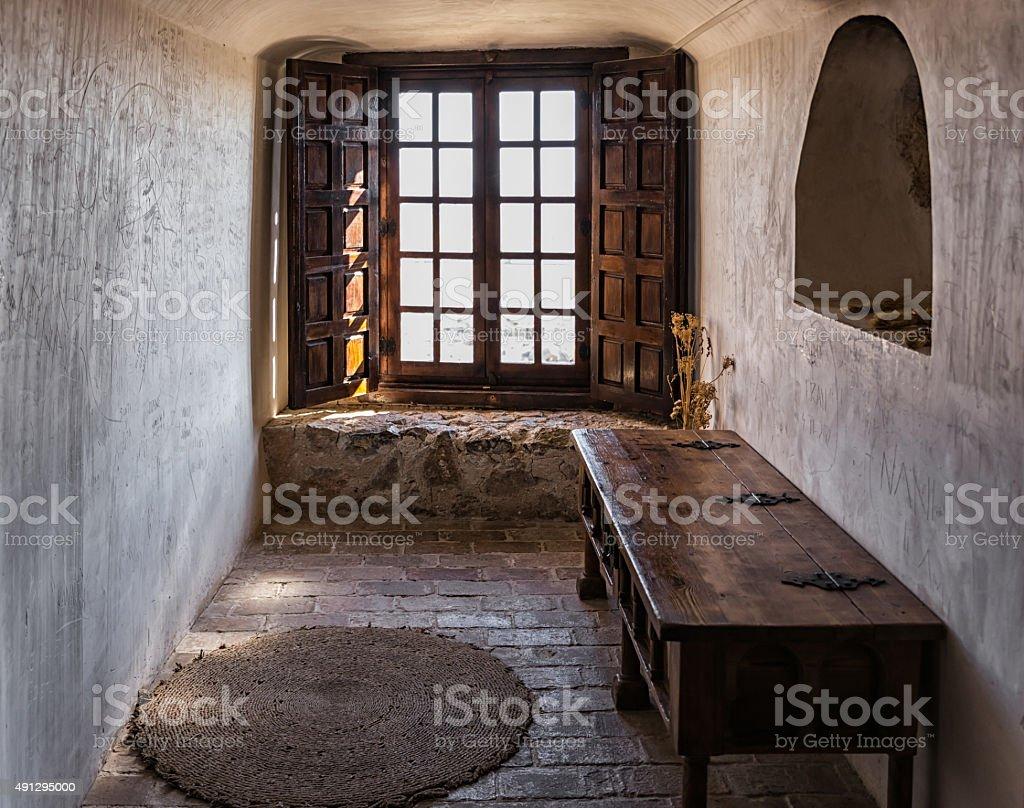 La estancia stock photo