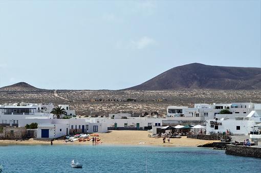La Graciosa, Canary Islands, Spain