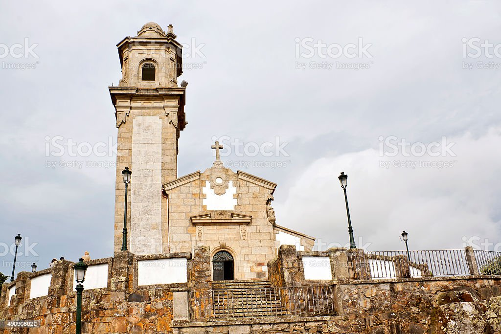 La guia virgin hermitage stock photo