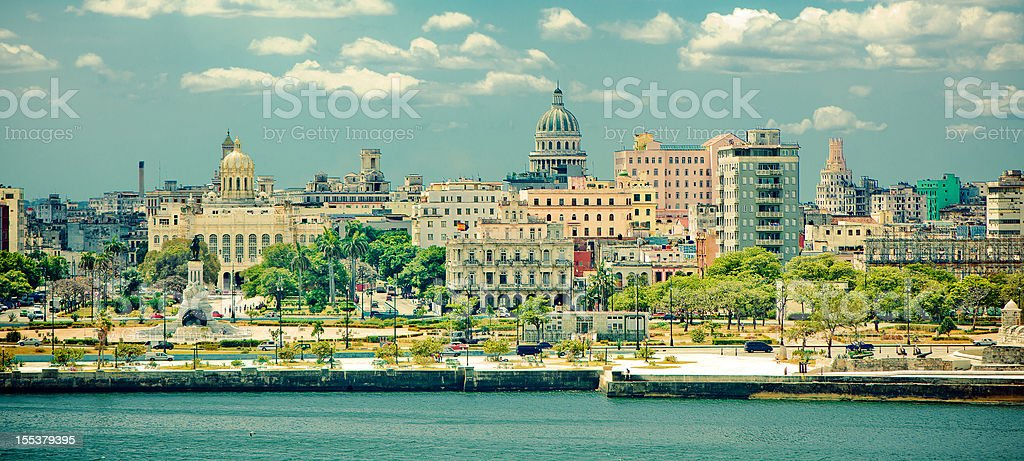 La Havana stock photo
