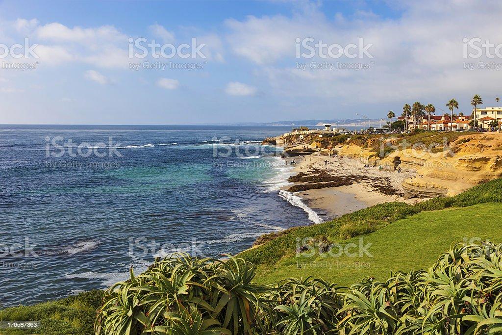 La Jolla, California stock photo