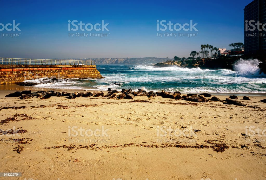 La Jolla, California stock photo
