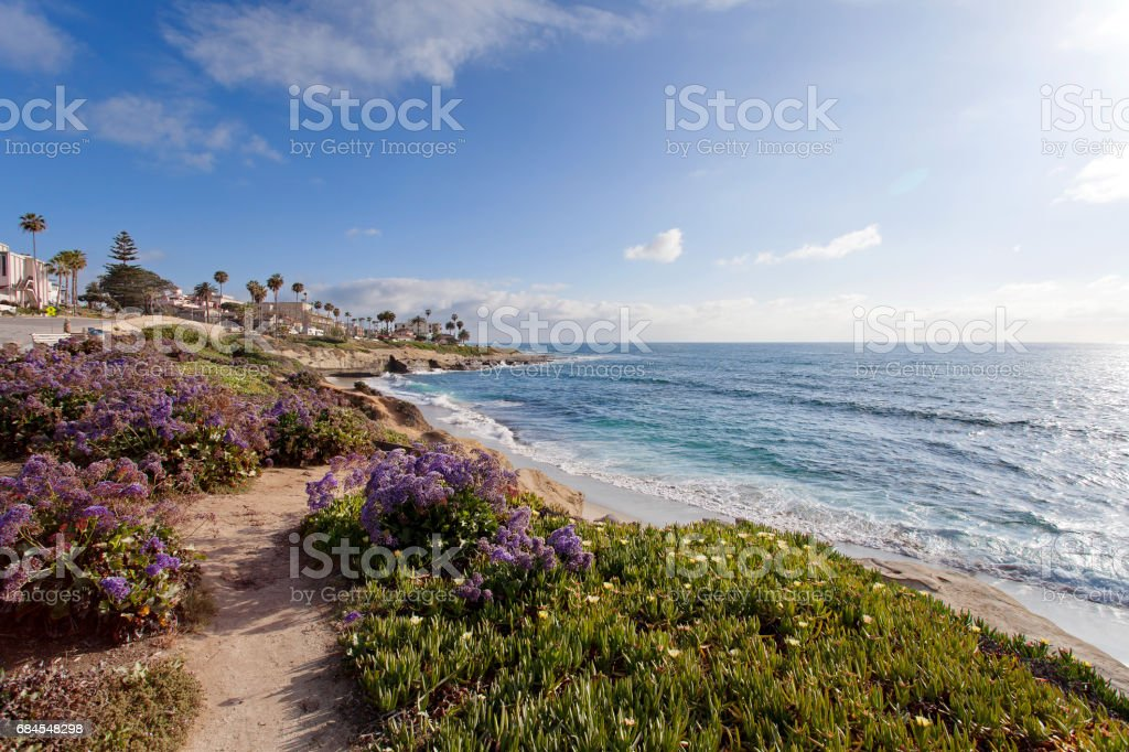 La Jolla - Southern California, United States of America stock photo