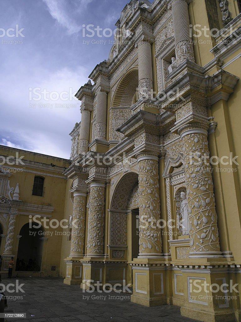 La Merced royalty-free stock photo