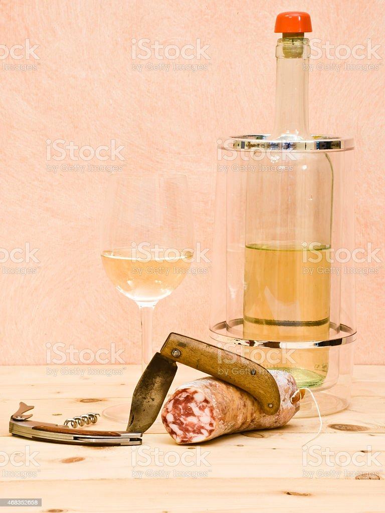 La merenda royalty-free stock photo