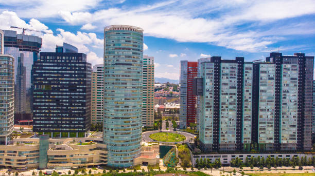 234 Mexico City Santa Fe Stock Photos Pictures Royalty Free Images Istock
