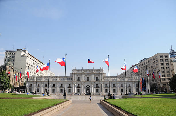 La Moneda Palace, Chile – Foto