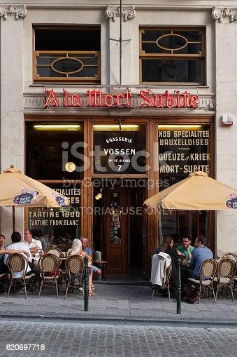 istock La Mort Subite pub in Brussels, Belgium 620697718