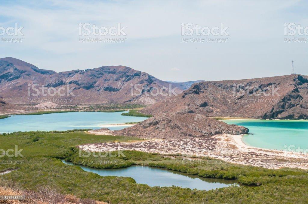 La Paz BCS. México - foto de stock