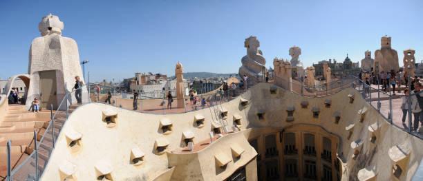 La Pedrera Dach, Barcelona – Foto