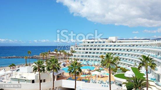 istock La Pinta Beachfront Family Hotel, Tenerife, Canary Islands, Spain 1160061873
