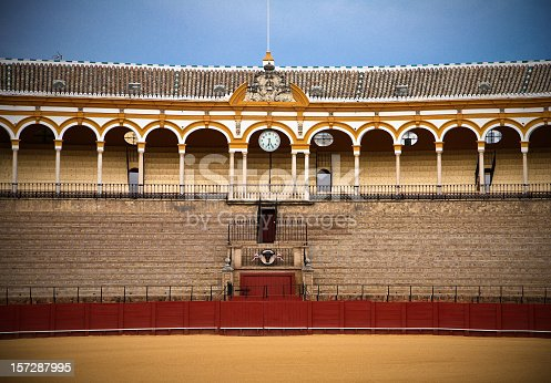 La Real Maestranza of Seville is the oldest in the history of bullfighting, is considered to be one of the finest in Spain and is one of the oldest and most important in the world.
