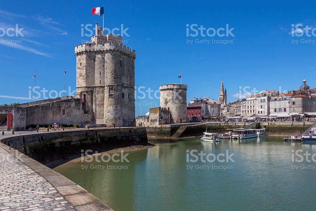La Rochelle - Poitou-Charentes - France stock photo