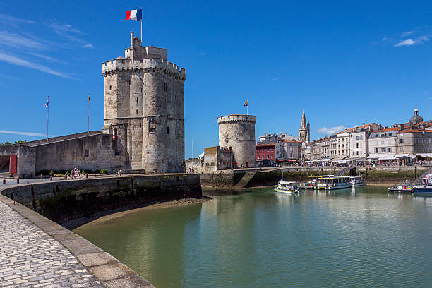 La Rochelle - Poitou-Charentes - France stock photo