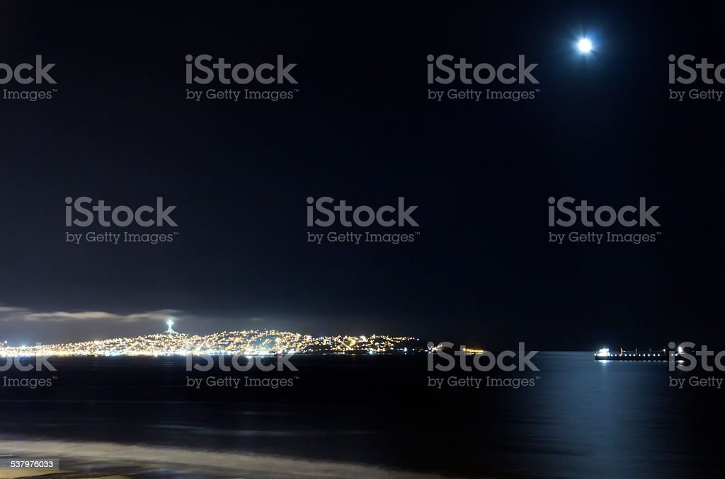 La Serena, Coquimbo, Chile stock photo