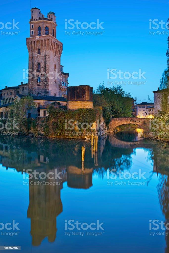 La Specola, Padova stock photo