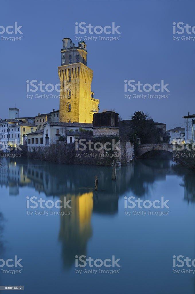 La Specola (Padua) stock photo