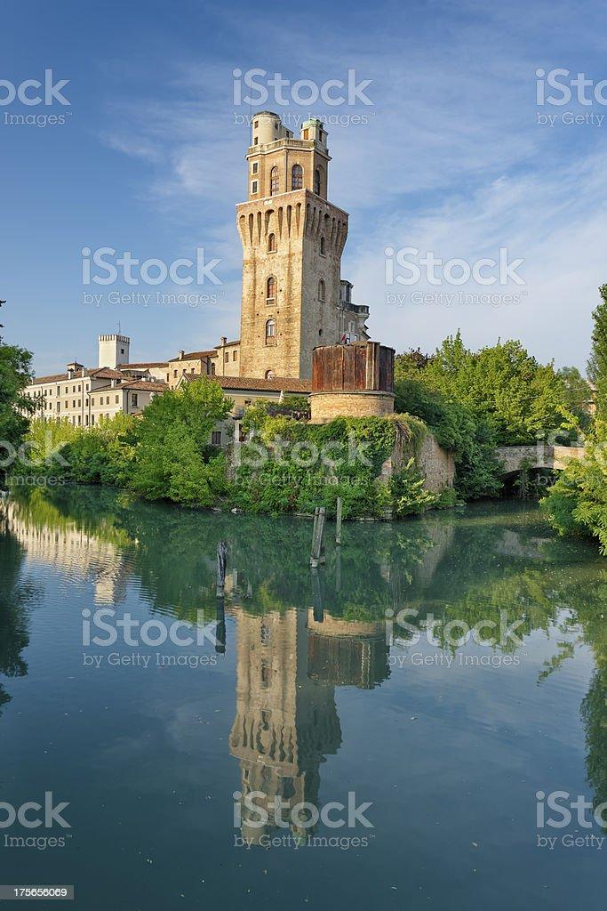La Specola (Padova) stock photo