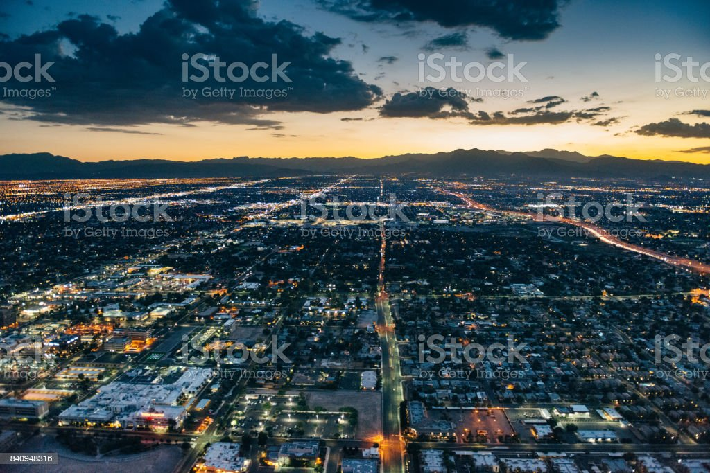 La Vegas stock photo