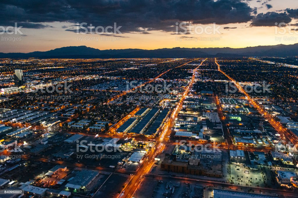 La Vegas stock photo