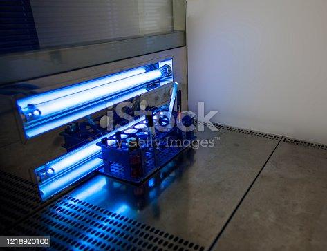 biosafety cabin interior equipments