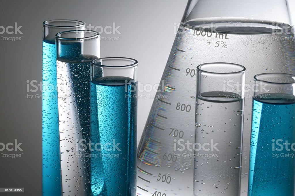 lab equipment series royalty-free stock photo