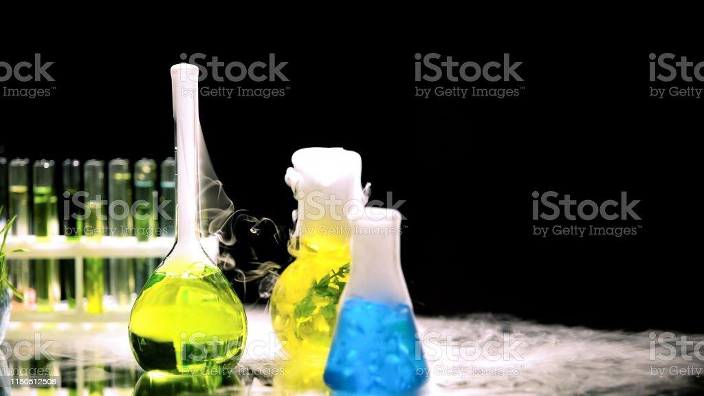 Date d'expiration des réactifs de laboratoire