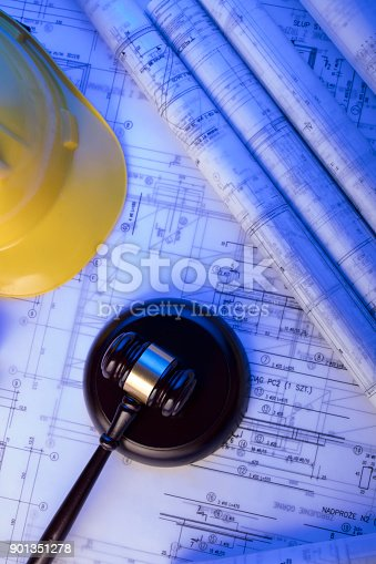 901351330istockphoto Labor and construction law. 901351278