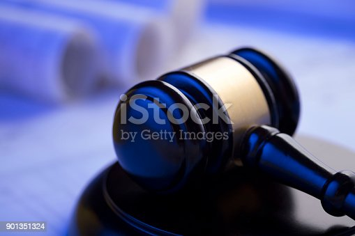 901351330istockphoto Labor and construction law. 901351324