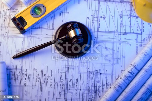 901351330istockphoto Labor and construction law. 901351470