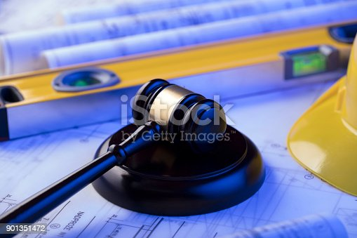 901351330istockphoto Labor and construction law. 901351472