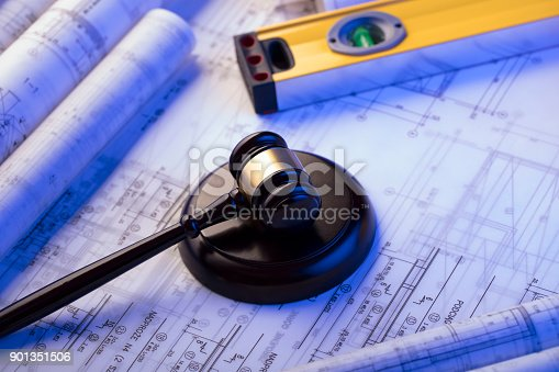 901351330istockphoto Labor and construction law. 901351506