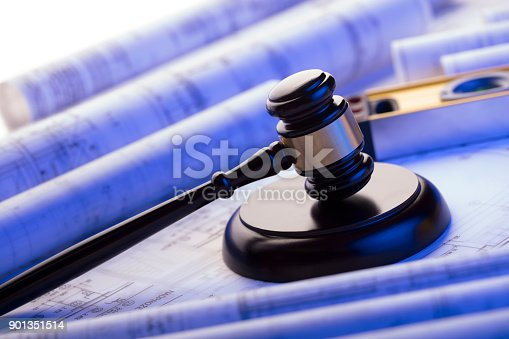901351330istockphoto Labor and construction law. 901351514