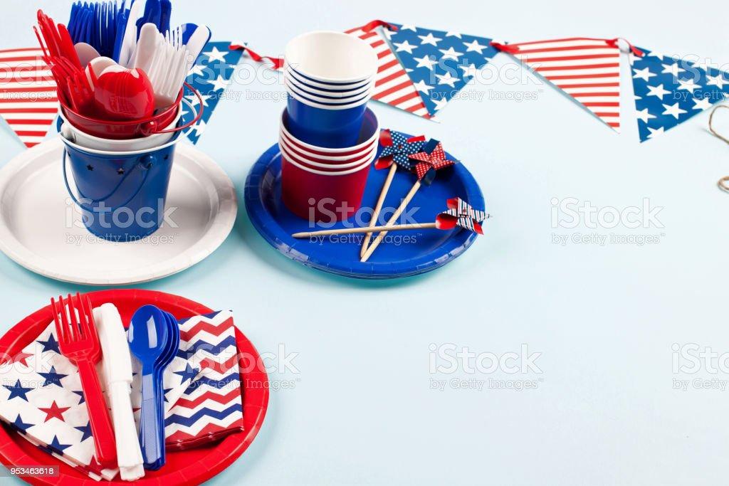 Labor Day Celebrations stock photo