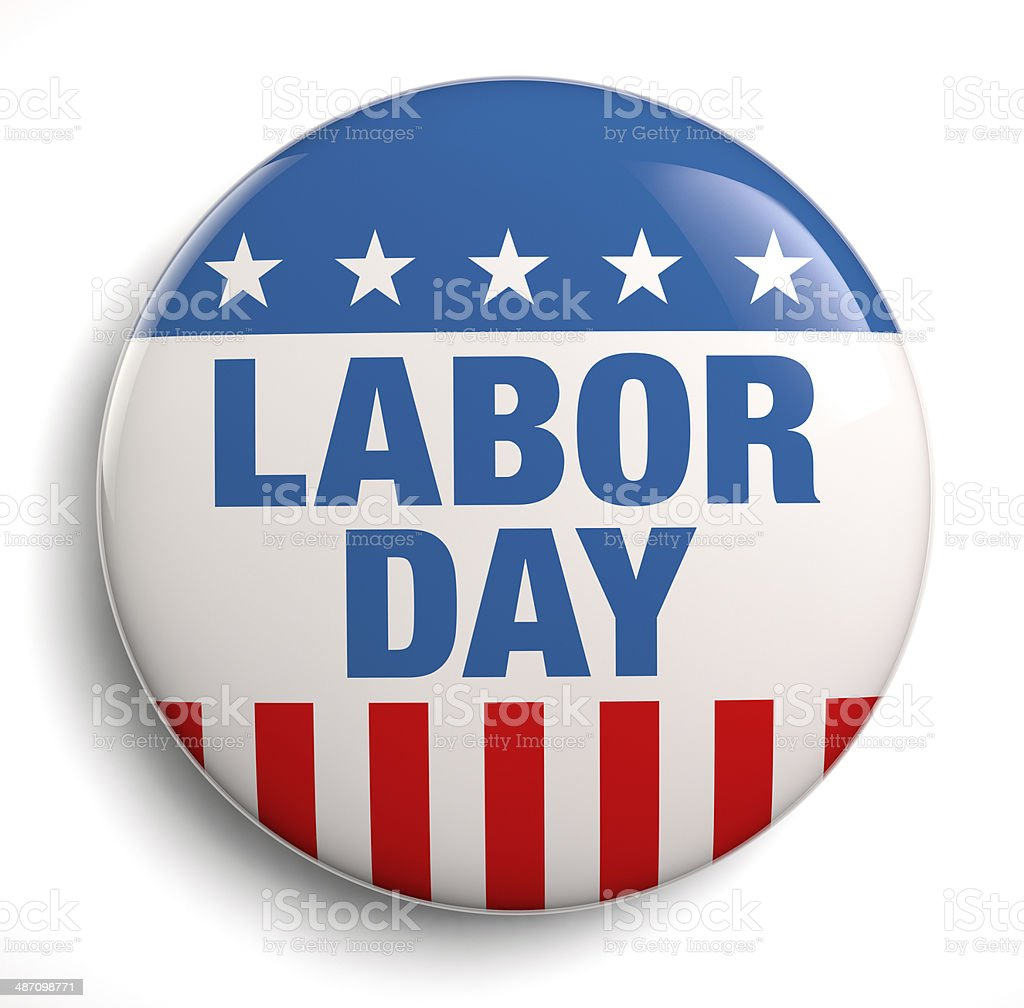 Labor Day stock photo
