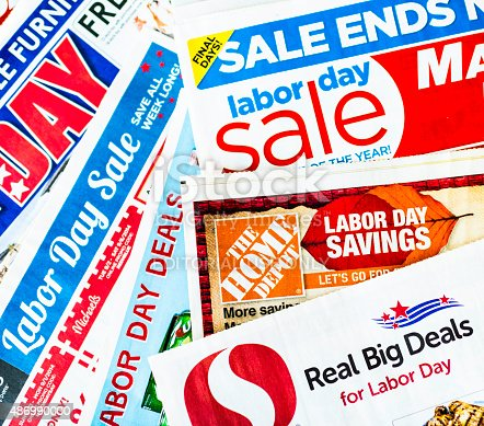 istock US Labor Day Sales 486990000