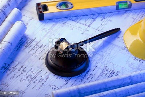 901351330istockphoto Labor law 901352616