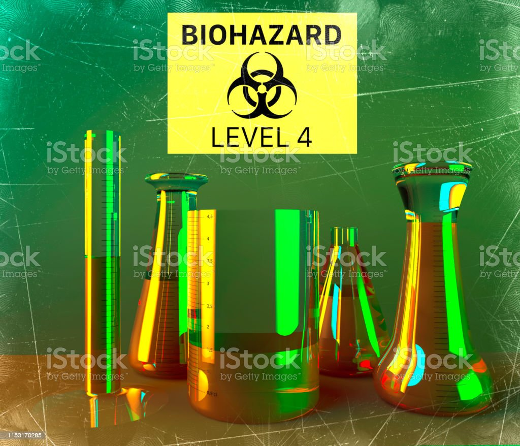 Laboratory and biohazards study, analysis and testing with...