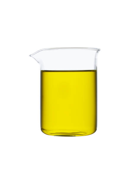 laboratory flask - beaker stock photos and pictures